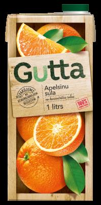 4750009711518_Gutta Apelsīnu sula 1L