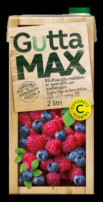 Gutta Max Multi Aveņu-melleņu 2L
